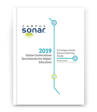 2019 Online Conversation Benchmarks for Higher Education