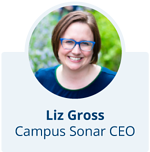 Liz Gross, Campus Sonar CEO